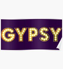 Gypsy the Musical Poster