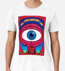 Spektrum-Säure-Haus-Flyer Männer Premium T-Shirts