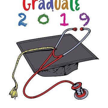 Graduate 2019 - Medical Profession by DaveM7054