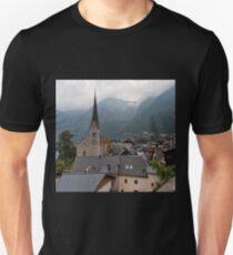 Hallstatt, Salzkammergut Unisex T-Shirt
