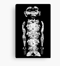 number9death Canvas Print