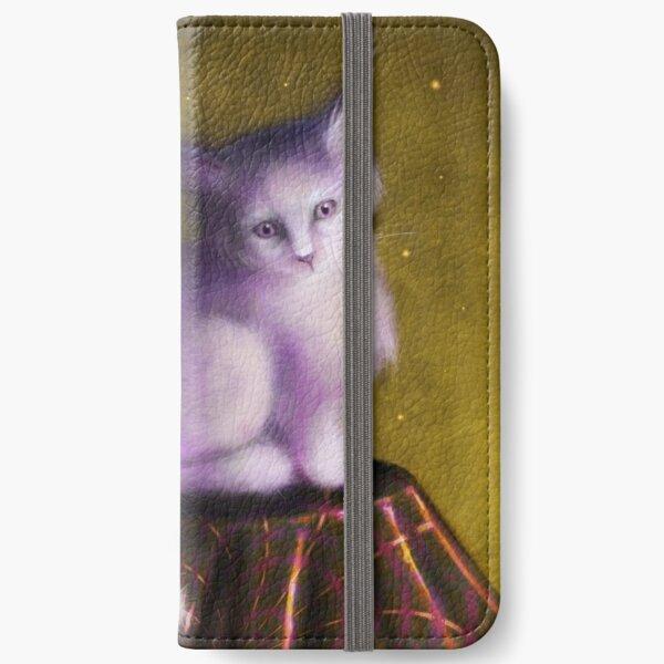 Mystic Kitten iPhone Wallet