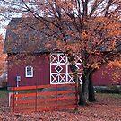 Fall Farm by cebrfa