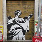 Rome Street Art by Marianne Barnhardt