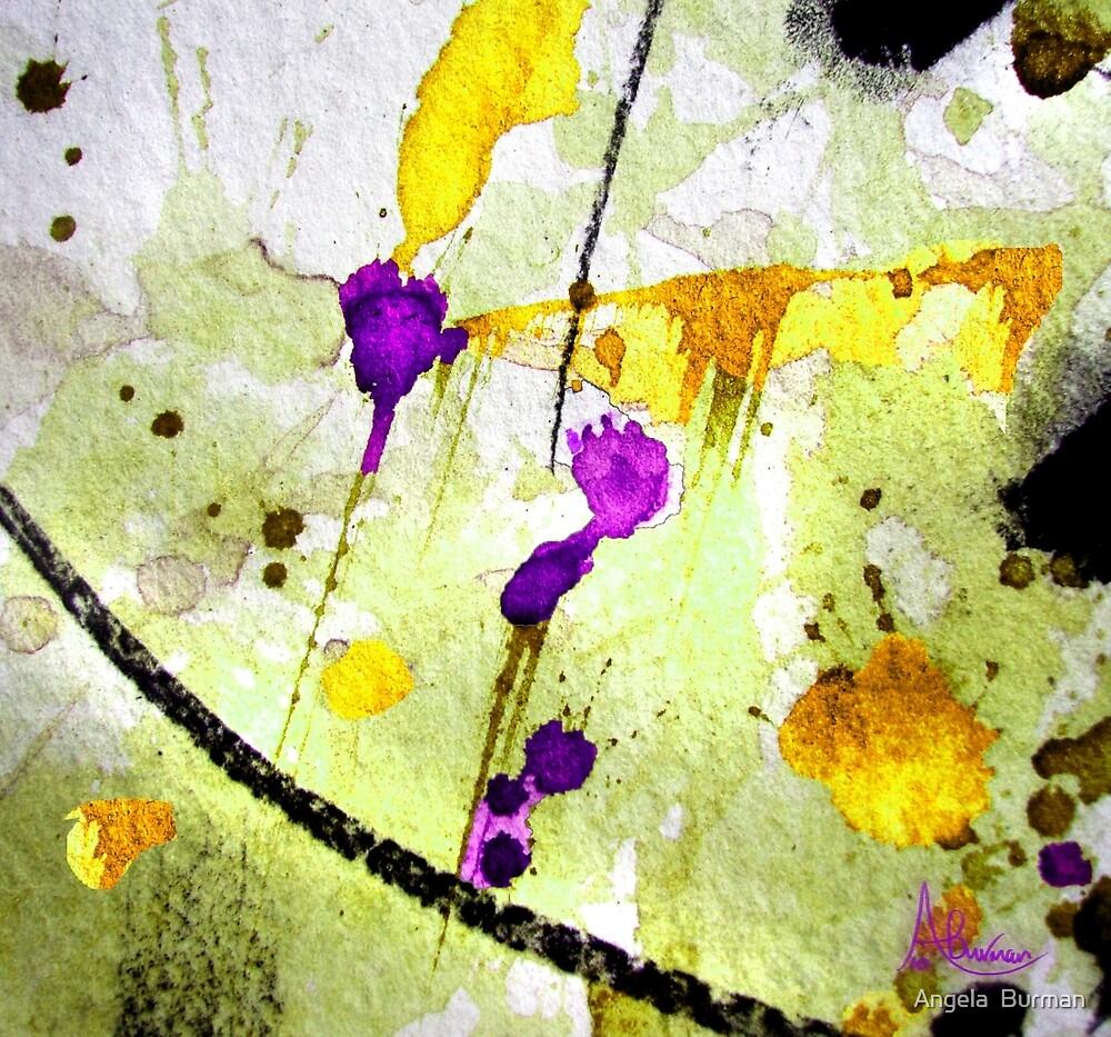 Lemon Drizzle by Angela  Burman