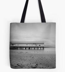 Old Sugar Wharf Tote Bag