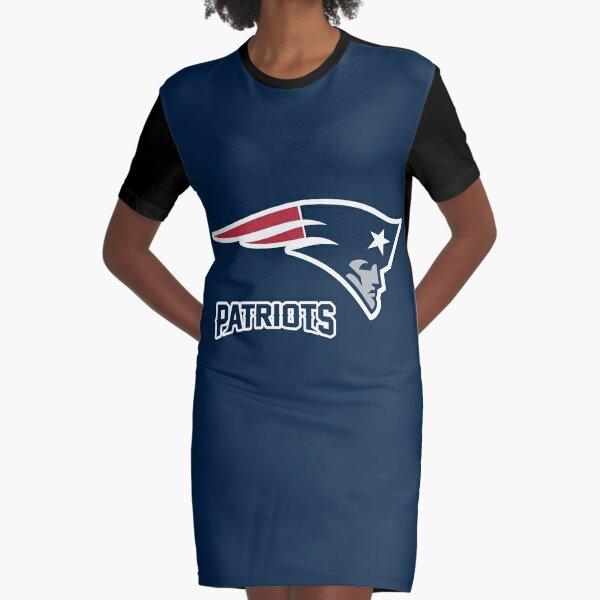 Patriots Graphic T-Shirt Dress