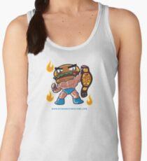 BTW - Jimmy Cheeseburger Women's Tank Top