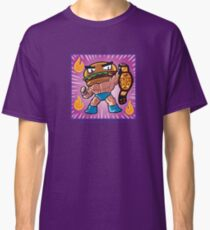 BTW - Jimmy Cheeseburger  Classic T-Shirt