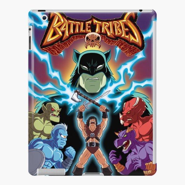Battle Tribes Illustration  iPad Snap Case