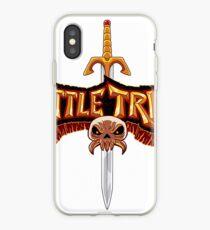 Battle Tribes Sword Logo  iPhone Case