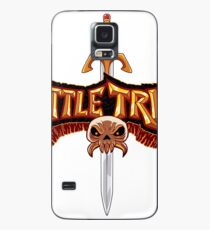 Battle Tribes Sword Logo  Case/Skin for Samsung Galaxy