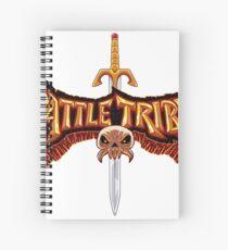 Battle Tribes Sword Logo  Spiral Notebook