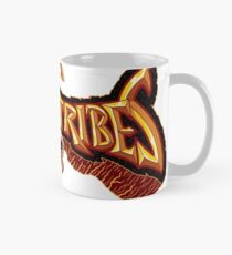 Battle Tribes Sword Logo  Mug