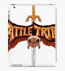 Battle Tribes Sword Logo  iPad Case/Skin
