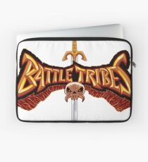 Battle Tribes Sword Logo  Laptop Sleeve