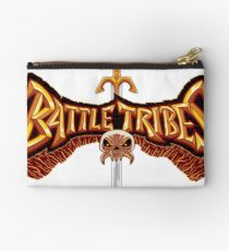 Battle Tribes Sword Logo  Studio Pouch