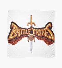 Battle Tribes Sword Logo  Scarf