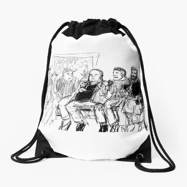 Kreeps with Kids Drawstring Bag