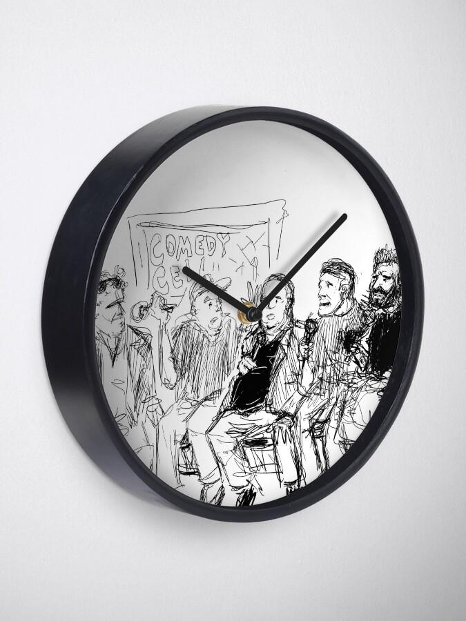 Alternate view of Kreeps with Kids Clock