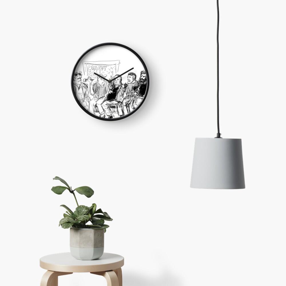 Kreeps with Kids Clock