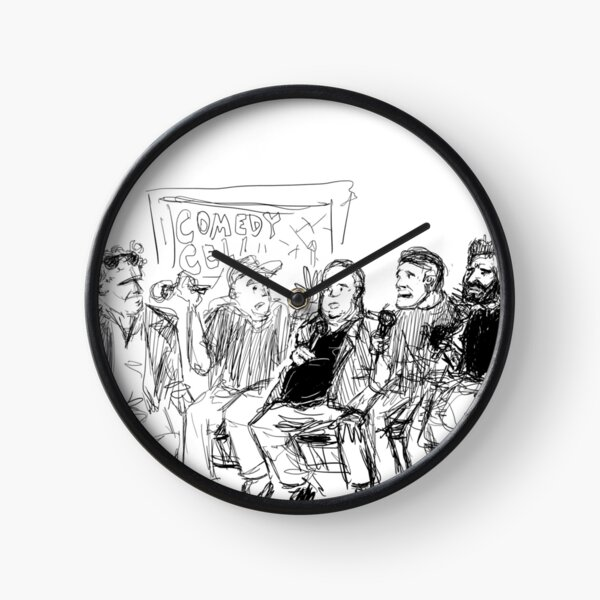Kreeps with Kids Clock