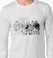Kreeps with Kids Long Sleeve T-Shirt