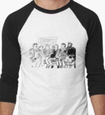 Kreeps with Kids Men's Baseball ¾ T-Shirt