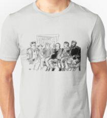 Kreeps with Kids Slim Fit T-Shirt