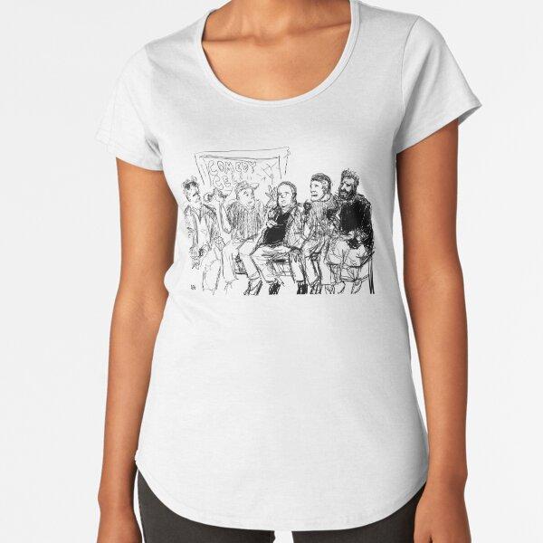 Kreeps with Kids Premium Scoop T-Shirt