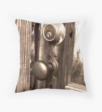 Old Knob Throw Pillow