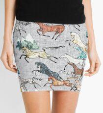 Mt Kosciuszko Brumbies Mini Skirt