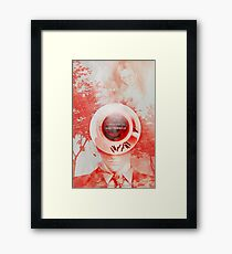 Deadly Premonition Poster Framed Print