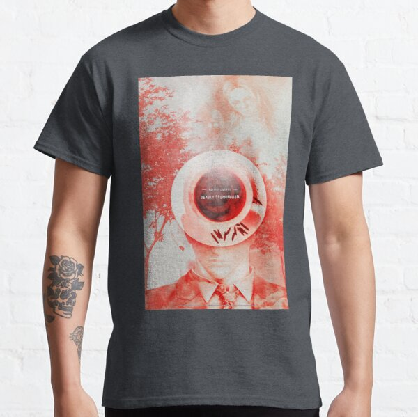 Deadly Premonition Poster Classic T-Shirt
