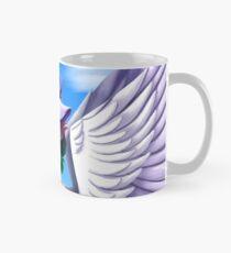 Engel am Strand Tasse