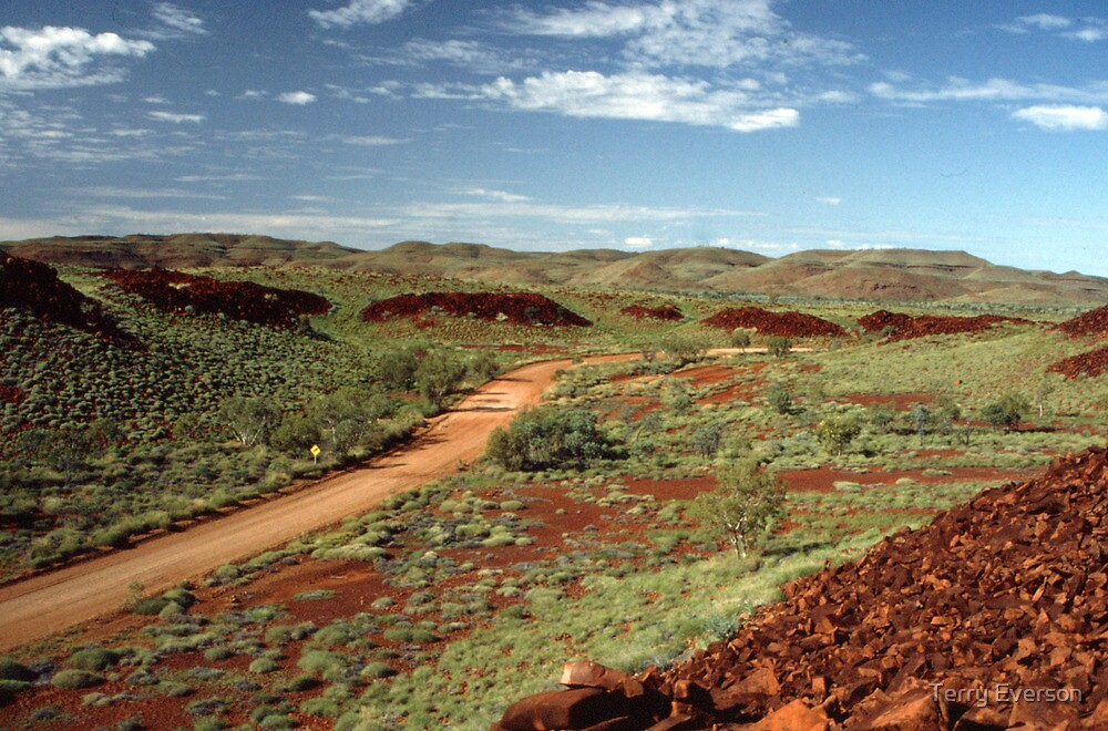 The Pilbara by Terry Everson