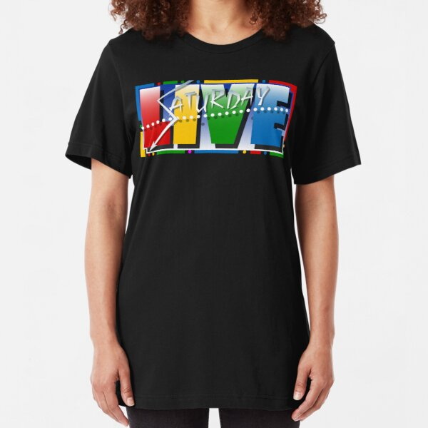 NDVH Saturday Live Slim Fit T-Shirt