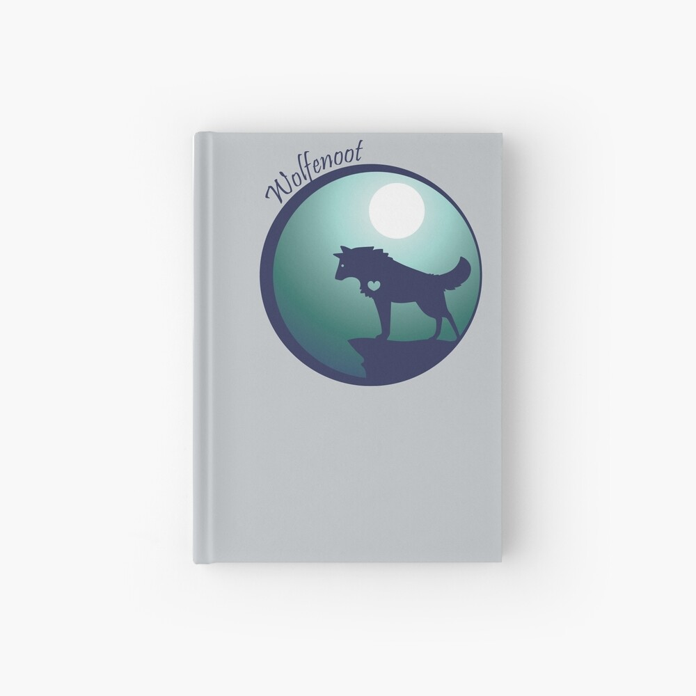Wolfeloot Hardcover Journal