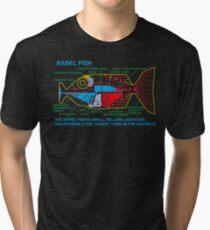 NDVH Babel Fish Tri-blend T-Shirt