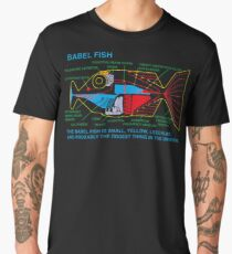 NDVH Babel Fish Men's Premium T-Shirt
