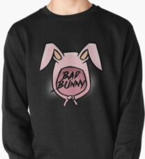 Bad Bunny Exclusive T-shirt  Pullover Sweatshirt