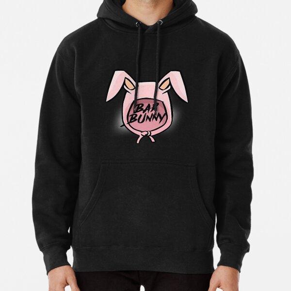 Camiseta exclusiva de Bad Bunny Sudadera con capucha