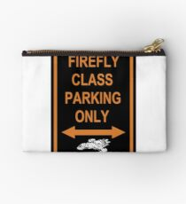 FIREFLY PARKING ONLY Studio Pouch