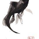 « Ink Goldfish » par Threeleaves