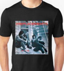 Camiseta ajustada La estrella de rock juvenil