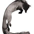 « Jumping Fox » par Threeleaves