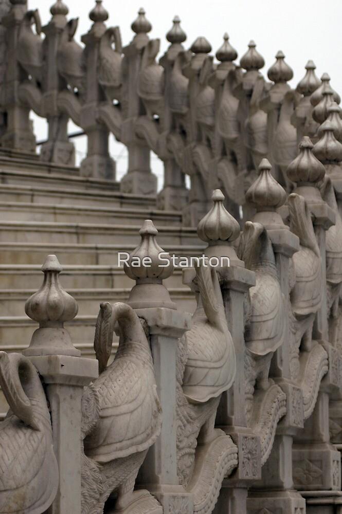 Krishna Balaram Temple by Rae Stanton