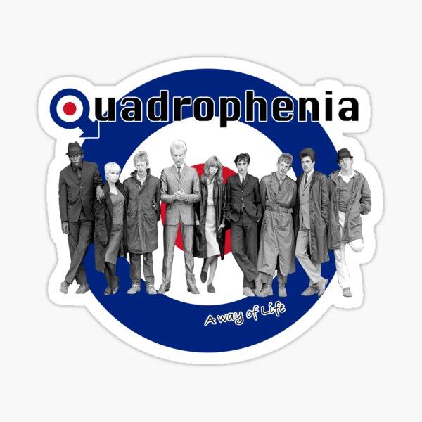 THE WHO VINYL STICKER PINBALL WIZARD MOD UK ENGLISH ROCK POP ART QUADROPHENIA