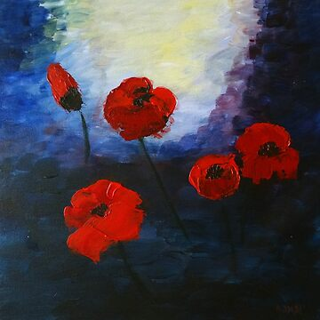 Floral Scent  by Manitarka