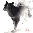 « Ink Wolf » par Threeleaves